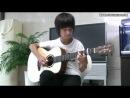Песня ангелов под гитару